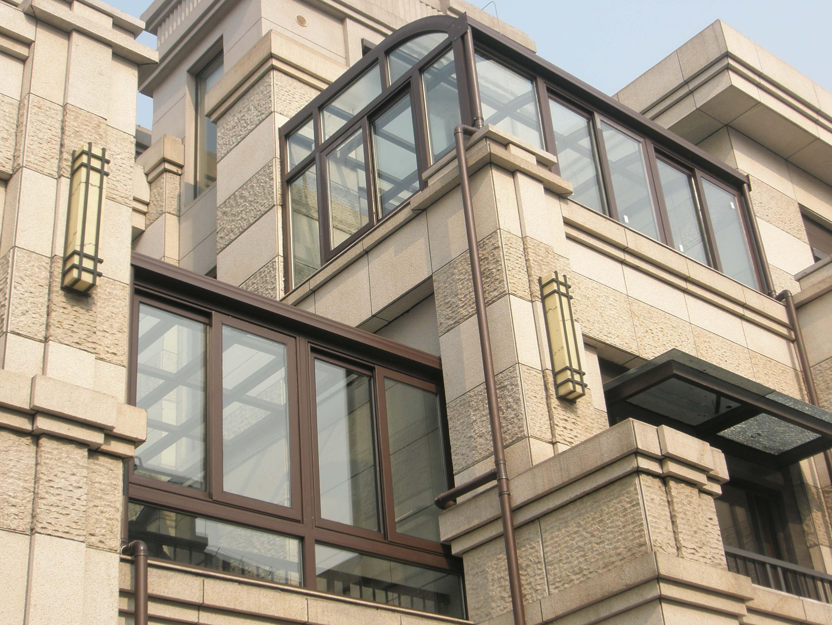露台玻璃房
